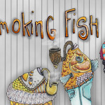 The Smoking Fish Banner