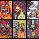 Six for Halloween