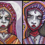 The Witch Aricela, and The Witch Josabeth