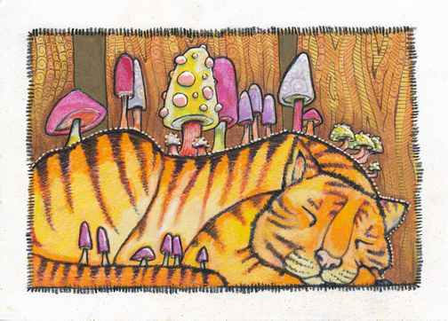 Legend of the Sleeping Tiger
