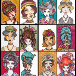 Twelve Fancy Dos