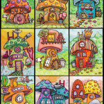 Nine More from the Renowned Fungus Architect