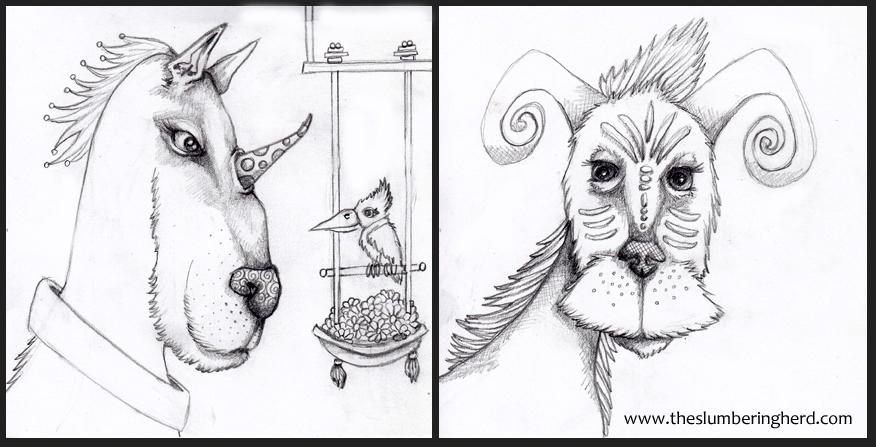 Two sketch Dec 26 2015